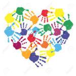 Pflegende Hände Logo